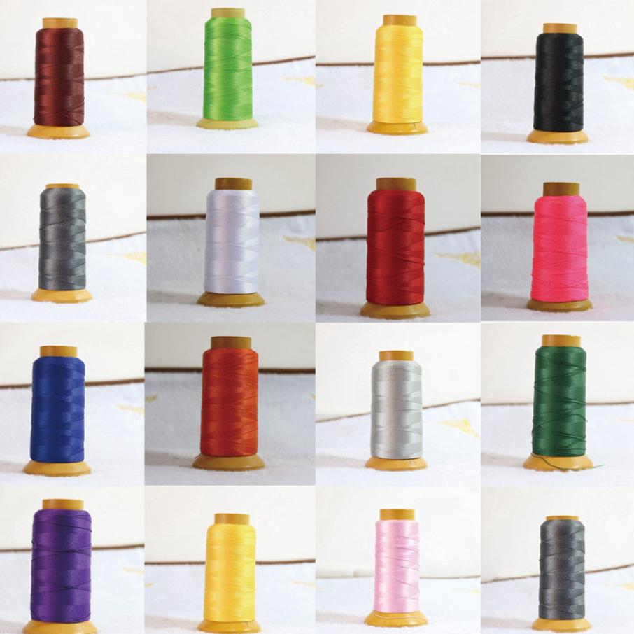 Silk Nylon Bead Cord 18