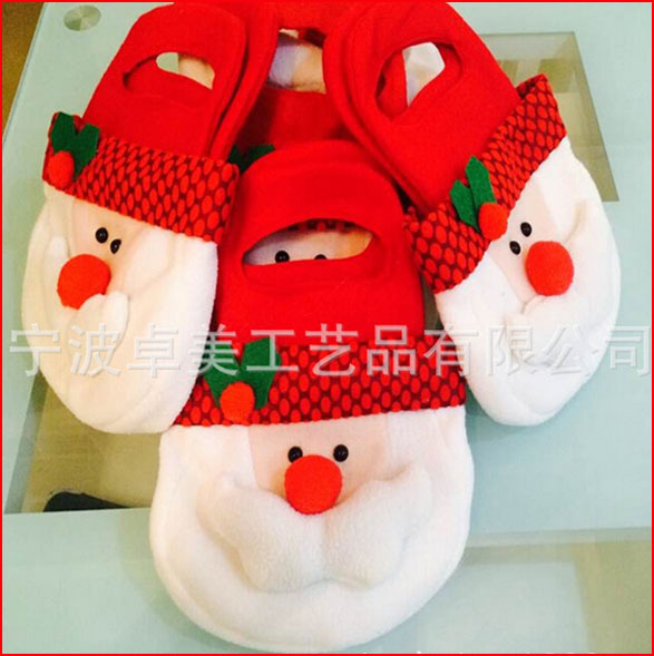 Wholesale christmas gift snowman hanging bag children ...