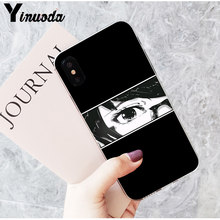 Yinuoda эстетическое аниме красивая девушка морячки глаза милый чехол для телефона iPhone 8 7 6 6S Plus X XS MAX 5 5S SE XR 11 11pro 11promax(Китай)