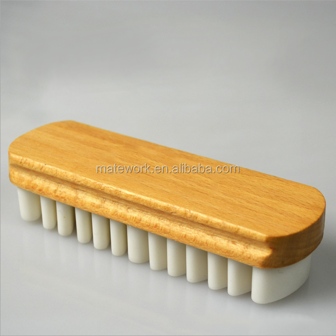 Crepe Suede Leather rubber Brush. Removes Fine and Rough and Renews Suede Texture for Shoes, Handbags, and more