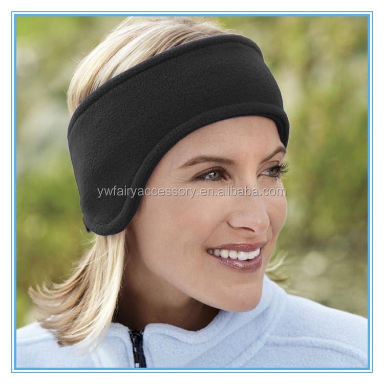 Fashionable Fleece headband