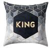 KING-GREY/WHITE