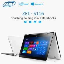 4GB+64GB Windows 10 Handwriting 11.6inch IPS 1366X768 Ultra HD Screen 9000mAh battery ultrabook laptop notebook for office trip