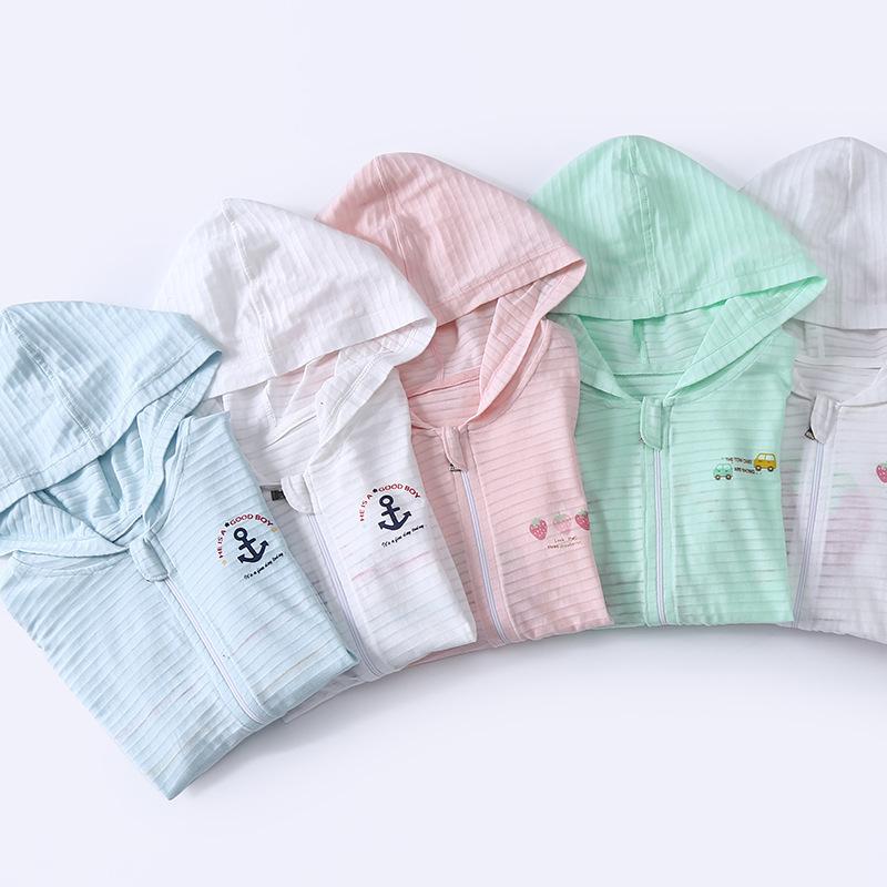 unisex kids girls boys sun uv protection hoodie ultrathin jacket summer baby coat