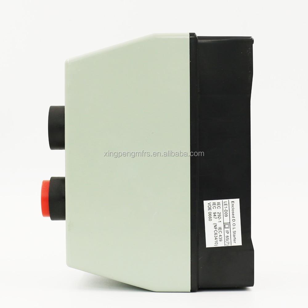Китай производитель двигателя LE1-D12 220/690V Магнитный переключатель стартера