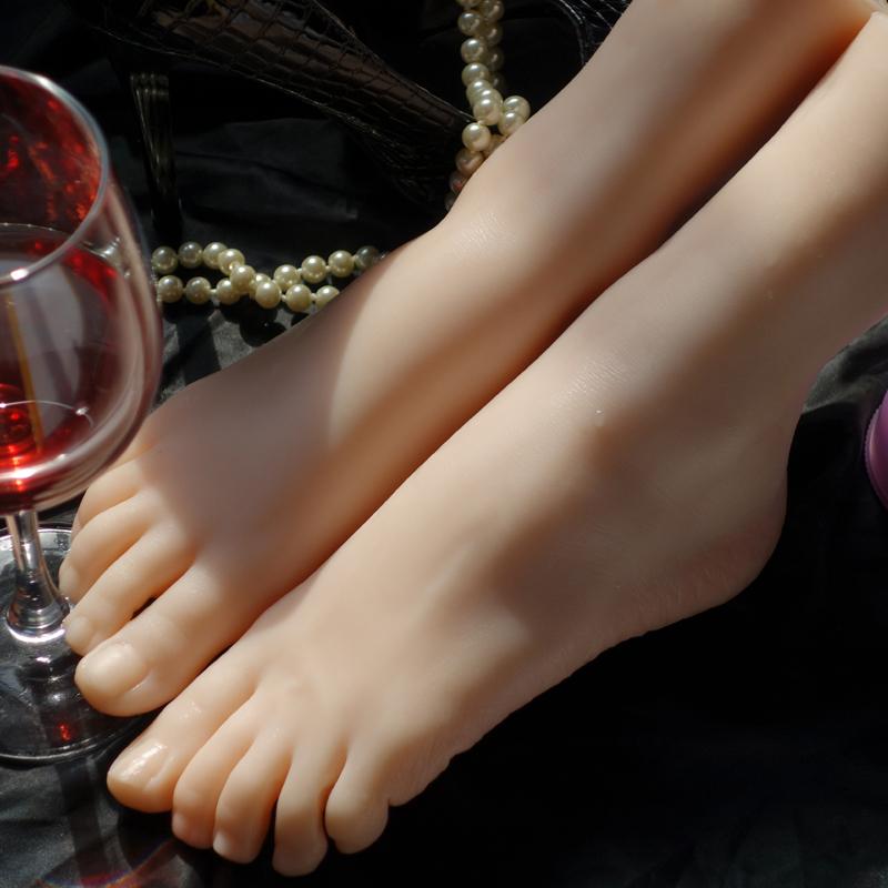 Foot model sex that