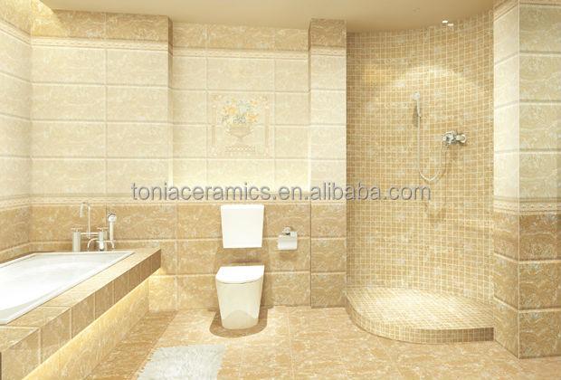 Creative Bathroom Digital Wall Tiles