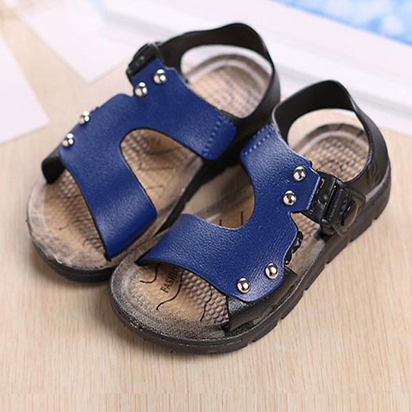 40c24fefeb81 hot sale 2016 summer children shoes boys sandals fashion slip-resistant  children sandals boys shoes baby boy sandals kids shoes
