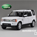 Discoverer 4 Welly 1 24 Alloy car models Simulation model car Luxury SUV Home Decorations Toys