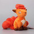POKEMON CENTER VULPIX PLUSH DOLLS ANIME STUFFED SOFT TOYS KIDS GIFT