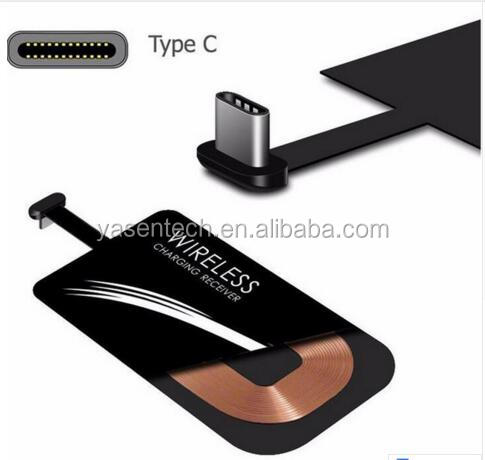 Usb Type C Wireless Receiver Qi Wireless Charger Charging Receiver For Huawei P9 P9 Plus Lg G5 For Xiaomi 4c 4s 5 Buy Type C Wireless Receiver Usb Type C Wireless Receiver Wireless