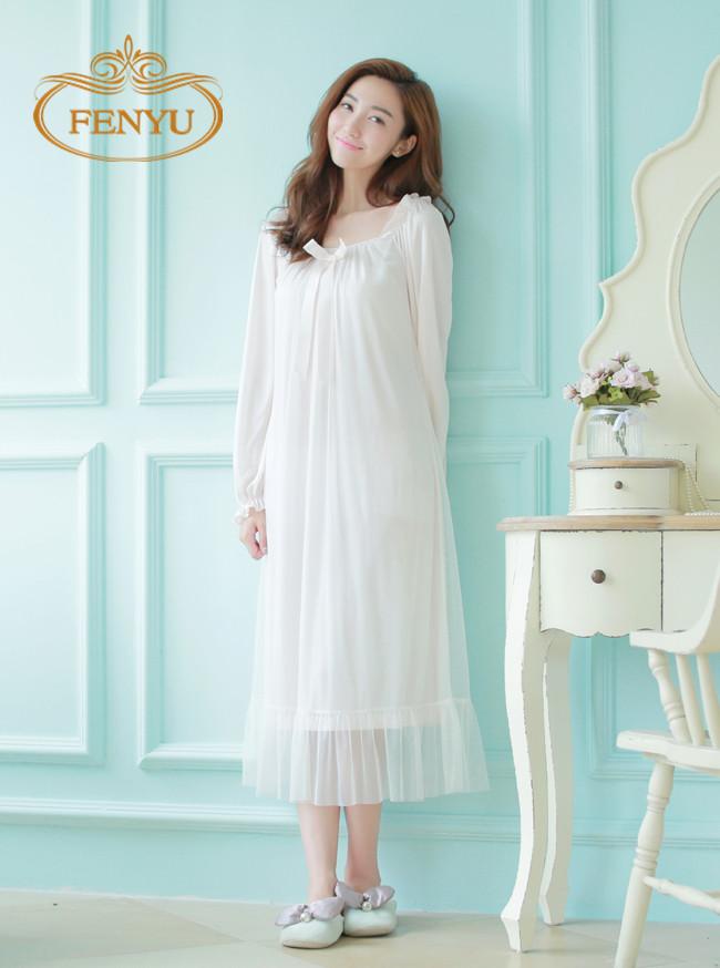 Nylon Nightgown 15