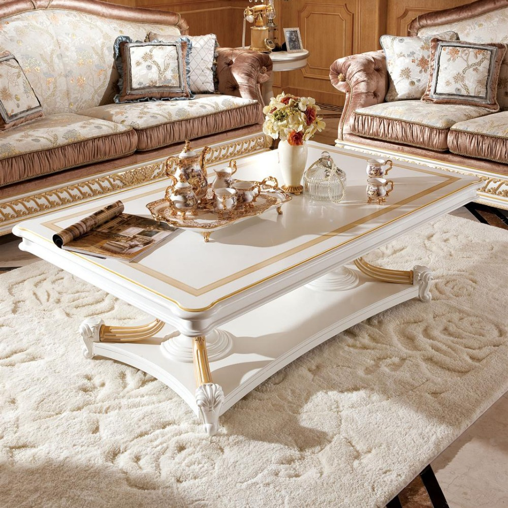 Yb62 Luxury Royal Antique Gold Long Wooden Centre Coffee Tables Baroque Style Luxury Coffee Table View Luxury Wooden Coffee Tables Momoda Product Details From Foshan Momoda Furnishing Trade Co Ltd On Alibaba Com