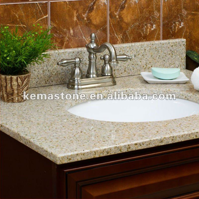 Prefab One Piece Bathroom Sink And Countertop Buy One Piece Bathroom Sink And Countertop Prefab One Piece Bathroom Sink And Countertop Sink And Countertop Product On Alibaba Com