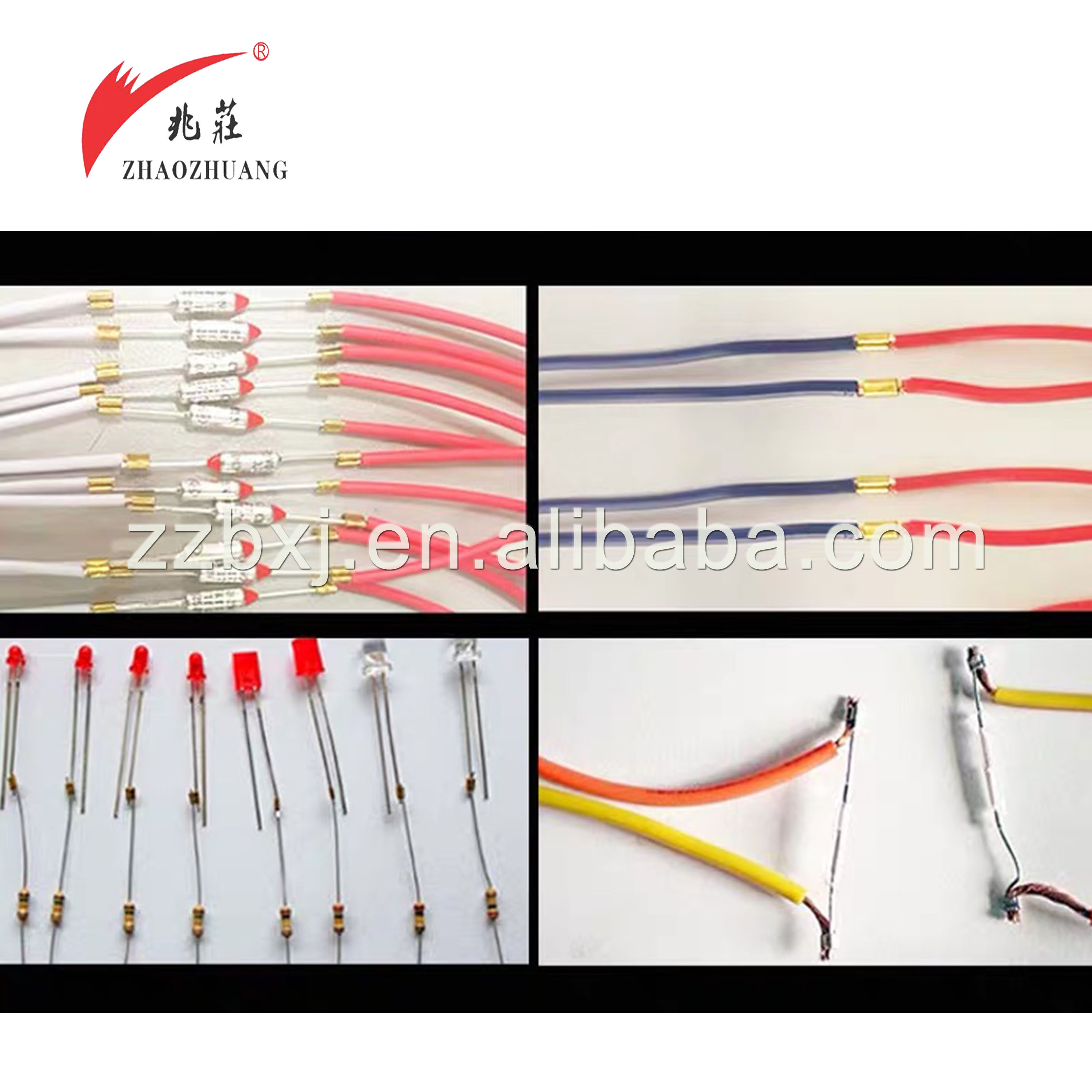 XC-2/4/6 Cable wire connector Copper Belt terminal Crimping Machine