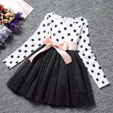 2019 платье с единорогом вечерние платья Одежда для девочек костюм для малышей Детские платья для девочек vestidos одежда принцессы для детей 3 От...(Китай)