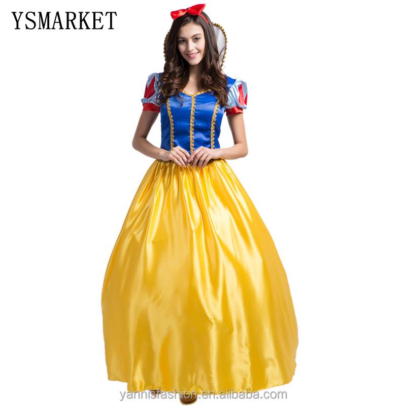Nuevo Cuento De Hadas Princesa Adulto Disfraz Femenino