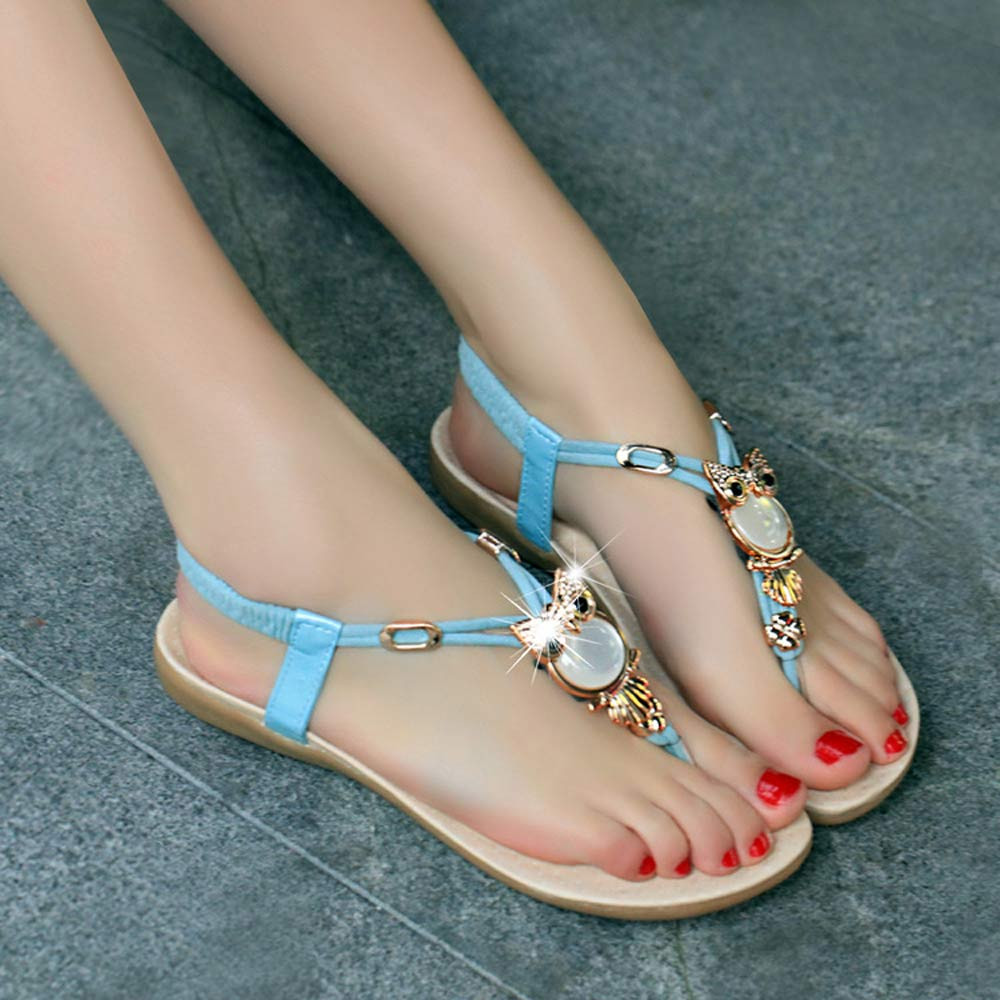 5ae99982d55599 Detail Feedback Questions about HB Women Casual Peep toe Flat Buckle Roman  lovely Sandals Clip Toe Sandals Beach Shoes on Aliexpress.com