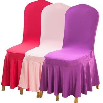 Заводская цена, изготовленный на заказ эластичный чехол для стула, скатерть