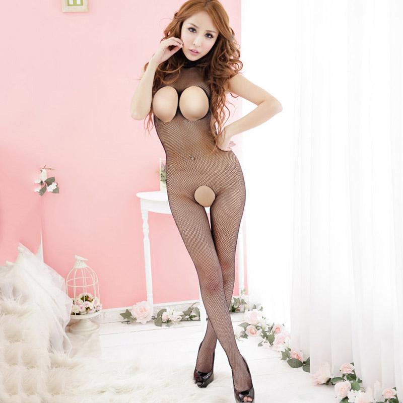Sex crotchless bodysuit