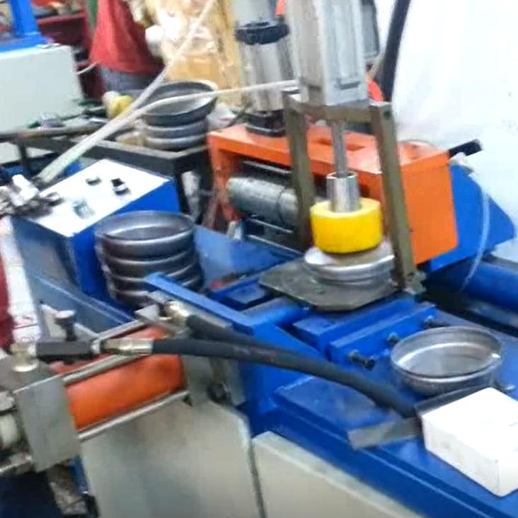 Оборудование для производства огнетушителей
