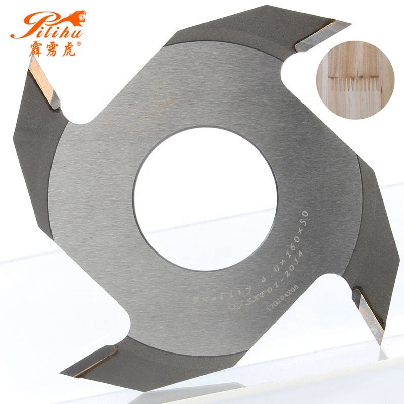 4T Woodworking Finger Joint Cutter For Furniture Manufacturing
