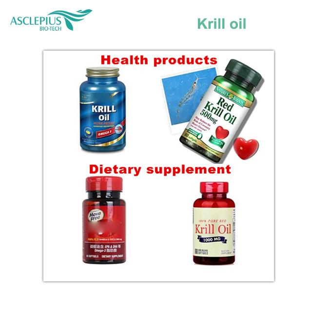 Оптовая продажа, высокое качество, 100% натуральное Krill масло