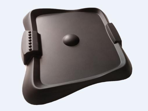 Not - Flat standing desk waterproof Anti-fatigue kitchen mat and office mat