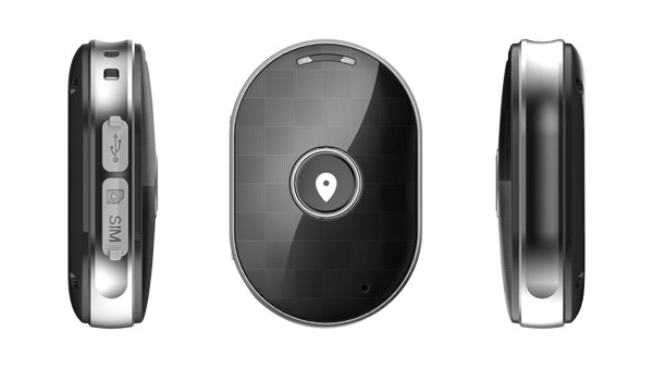 Wholesale Black and Blue Kids Locator Real time location and SOS Phone call Q60W Mini GPS Tracker
