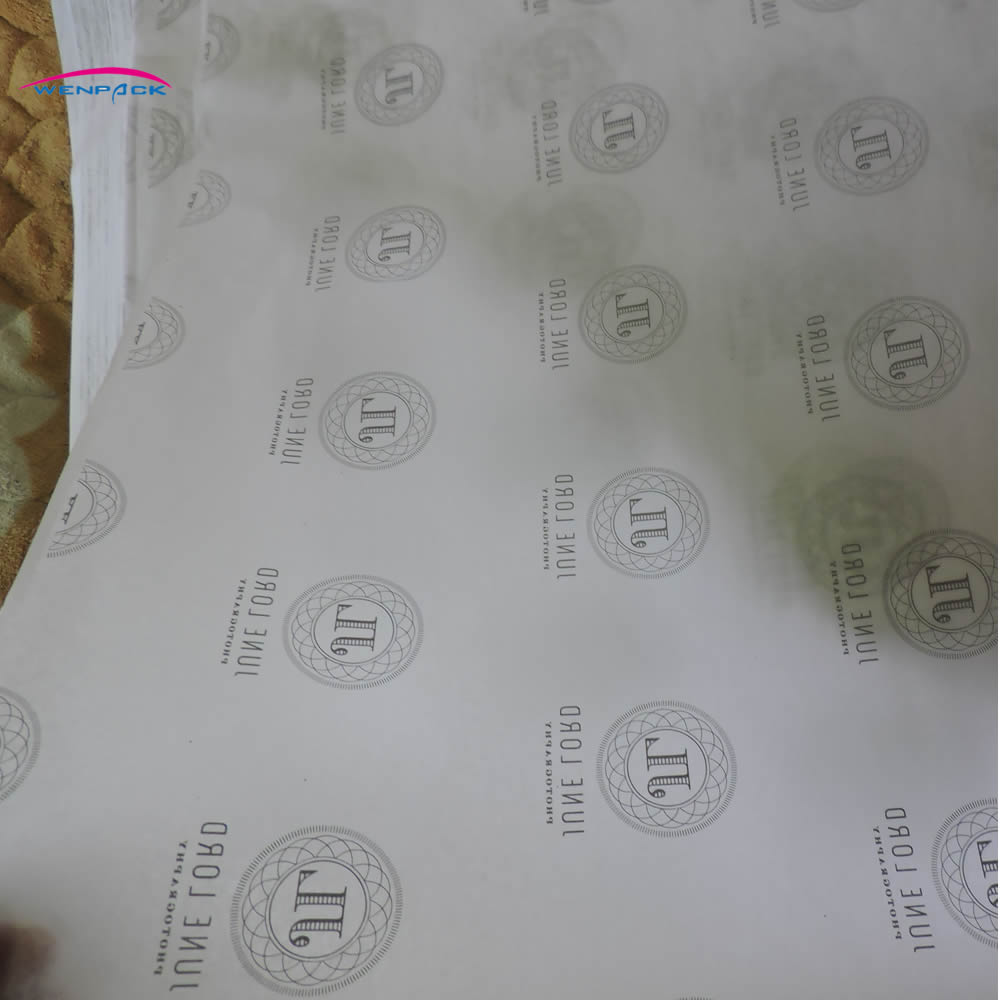 Custom wrapping paper online