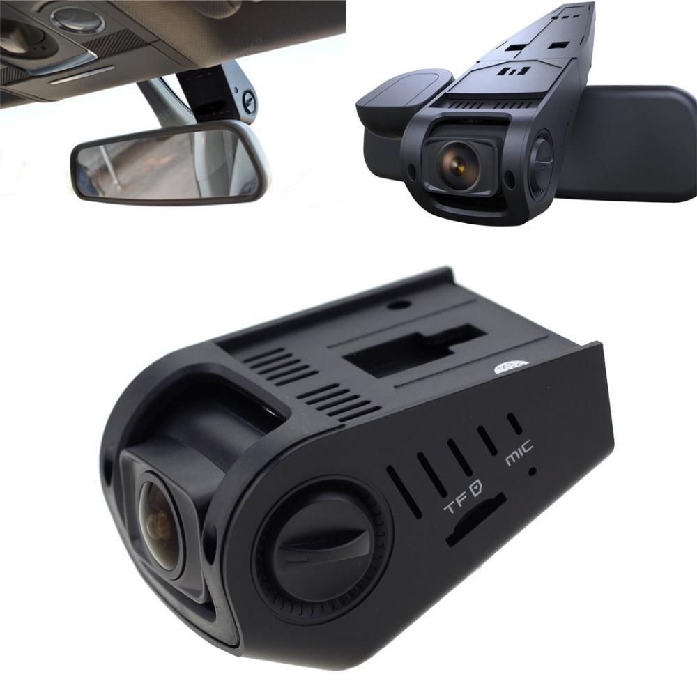 Новые HD 1080 P черный ящик автомобиля B40 A118 стелс приборную панель автомобиля камера 170 град. супер широкоугольный в-dash Cam NT9660 + AR0330