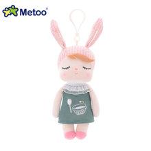 Кукла и мягкие игрушки Metoo, мягкие плюшевые игрушки с животными для маленьких детей, подарок на день рождения для мальчиков и девочек, Kawaii Hot ...(Китай)
