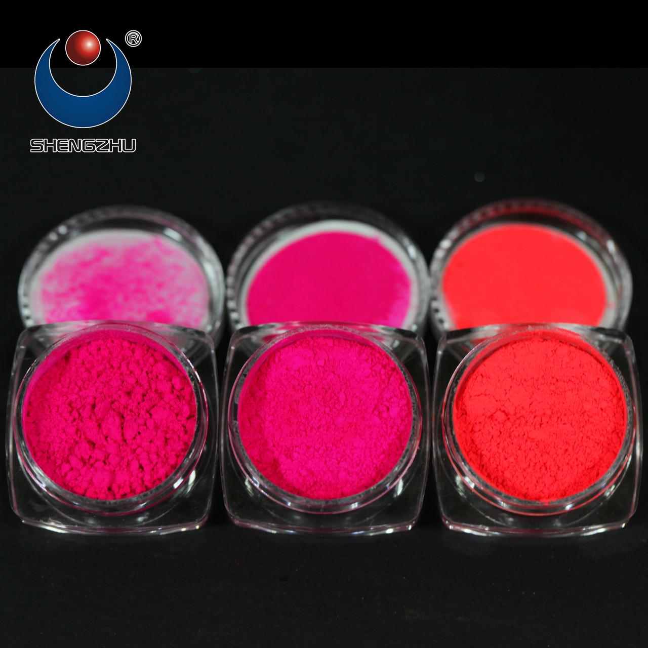 Kosmetische Leuchtstoff Pulver Neon Pigmente Unter Uv licht Für ...