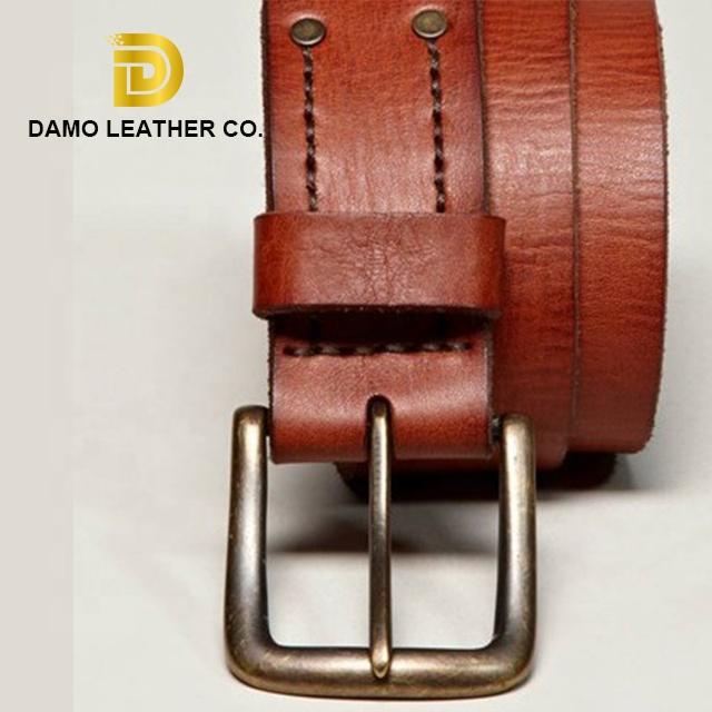 Genuino De Grano Completo De Cuero Casuales Cinturon De Los Pantalones Vaqueros Para Hombres Jeans Vintage Diseno De La Correa Para Hombre Buy Cinturones De Cuero Genuino Para Hombres Cinturon De Jeans