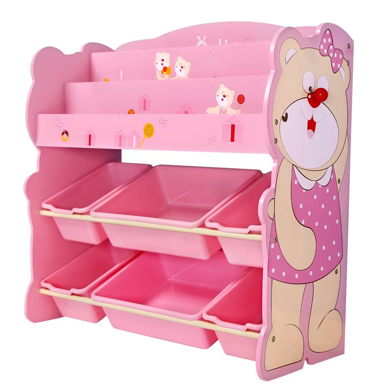 Onshine, оптовая продажа, книжный шкаф, полка для детей, деревянная коробка для хранения игрушек, детская коробка для хранения игрушек