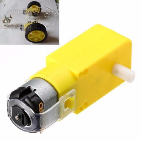 Мини-электродвигатель постоянного тока 3-6 в для интеллектуальных роботов-игрушек