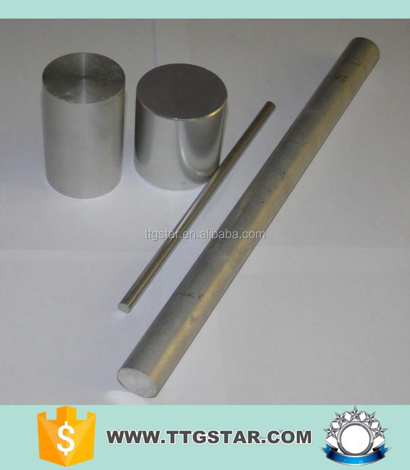 1050 1060 6061 6063 Алюминиевый стержень/алюминиевый стержень