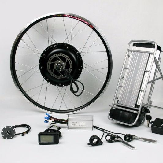 Передний мотор XF39 1000 Вт для комплектов преобразования электрического велосипеда