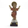 Santo bebé estatua de Jesús