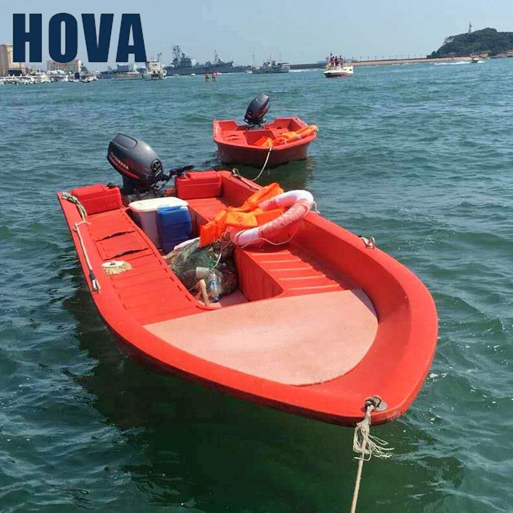 2019 New China factory used lifeboat rescue boat fishing boat for sale