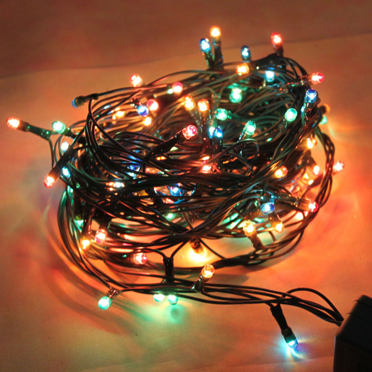 4 M LED Lantern Flashing Christmas Lights Christmas Tree