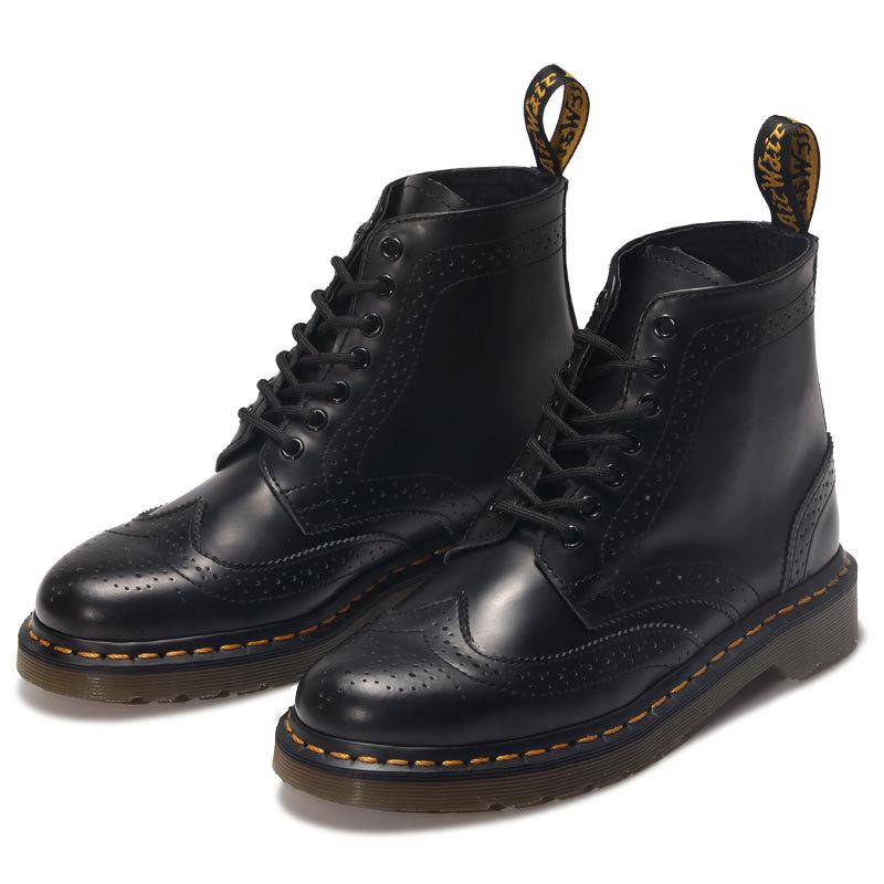 Carve Size  Black Leather Shoe