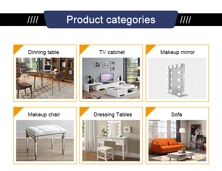 Factory direct sale OEM living room decoration furniture luxury silver glass electirc indoor mirrored fireplace