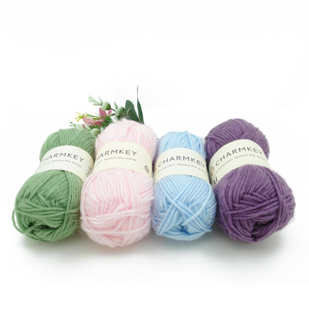 new yarn fuchsia fancy yarn crochet for hand knitting scarf