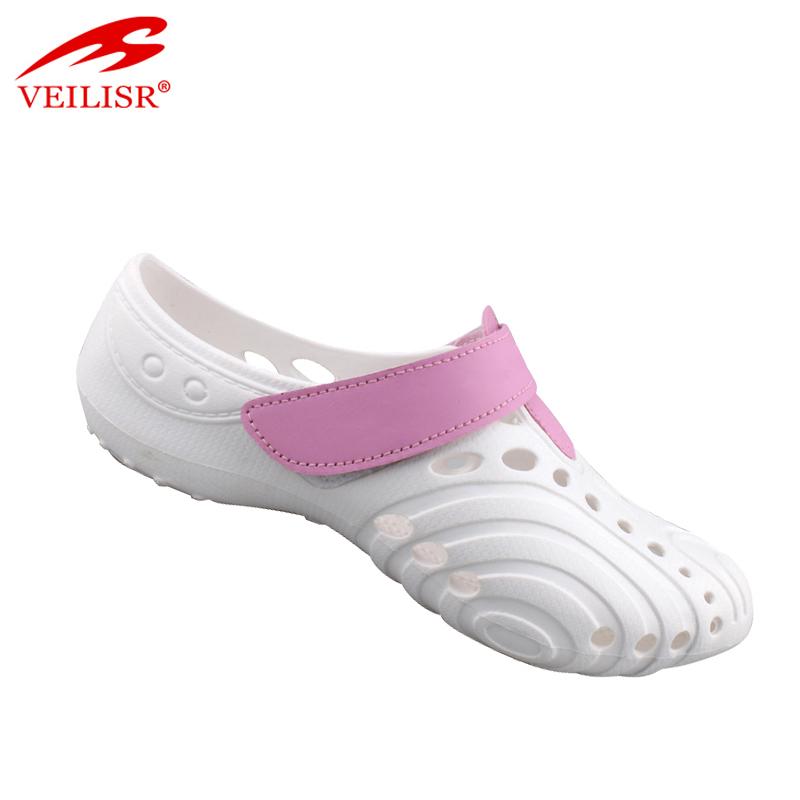 Новинка на застежке-липучке дизайн летние плавательные пляжные сандалии унисекс eva Сабо