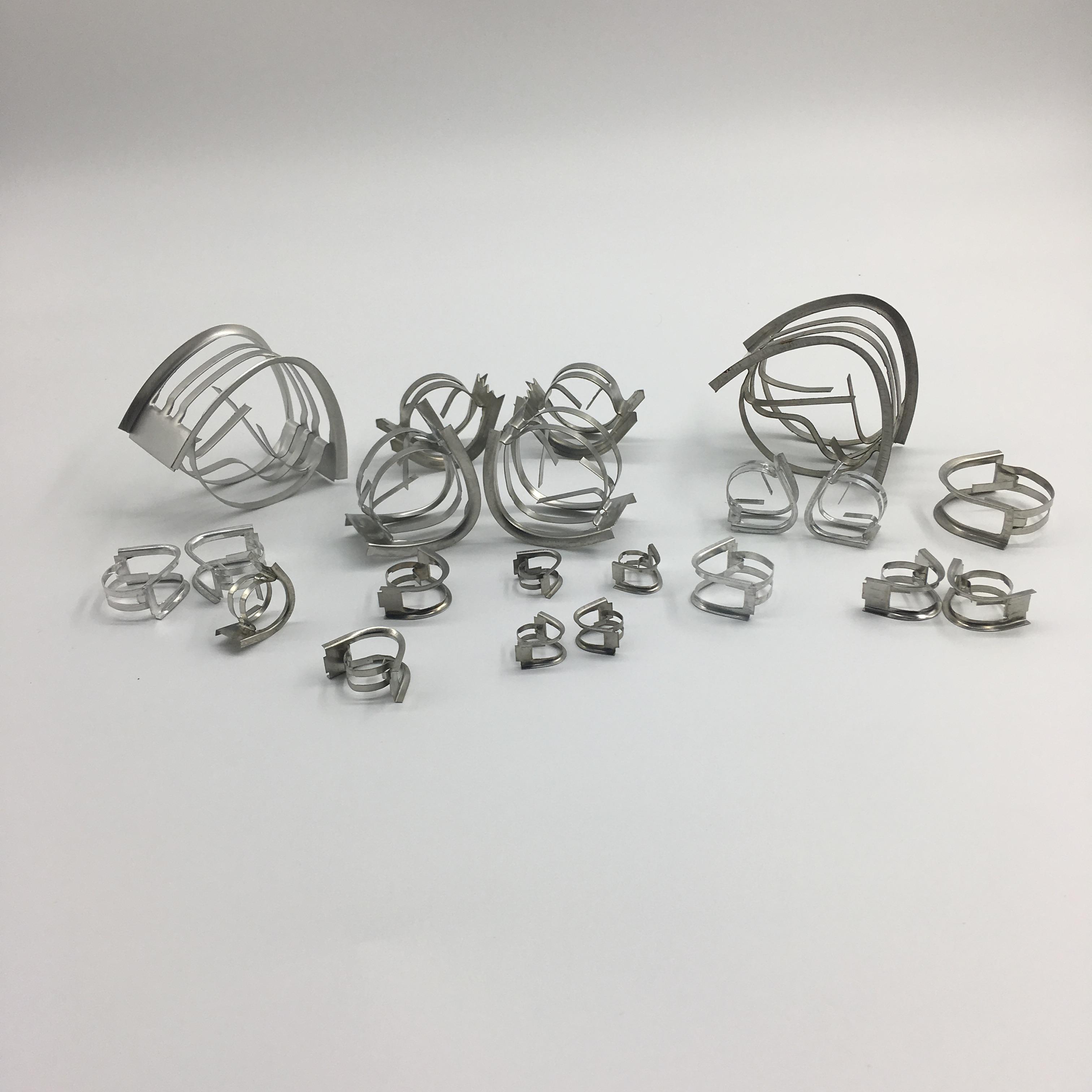 I RING IMTP Intalox Metal Tower Packing Random Packing