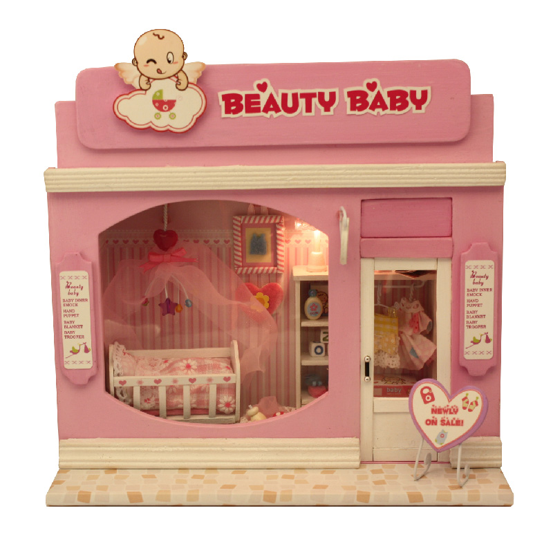 Buy Doll Furnishing Articles Resin Crafts Home Decoration: Popular Doll Houses For Sale-Buy Cheap Doll Houses For