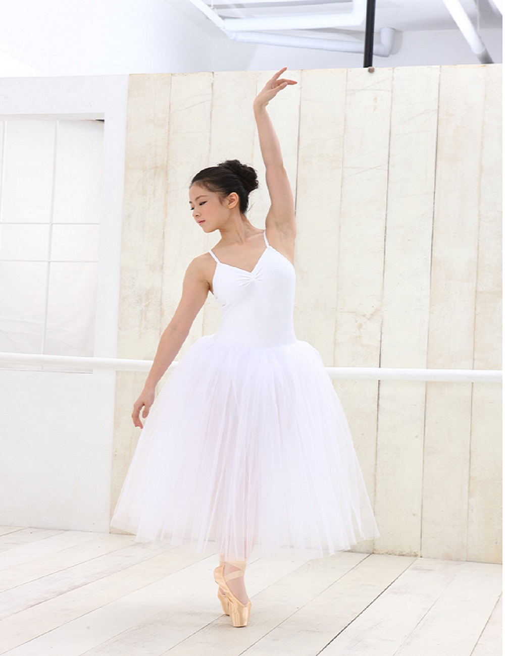 Basic romantic ballet tutu