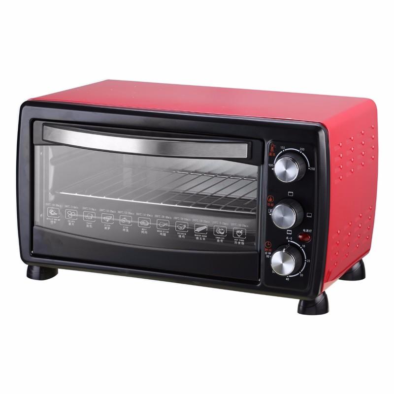 18 наполнитель, портативная столешница, миниатюрная электрическая духовка-тостер с CB новым CE RoHS EMC
