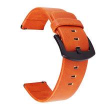 Ремешок для часов, 18 мм, 20 мм, 22 мм, 24 мм, ретро кожаный ремешок для часов, ремешок для часов, женские и мужские браслеты(China)